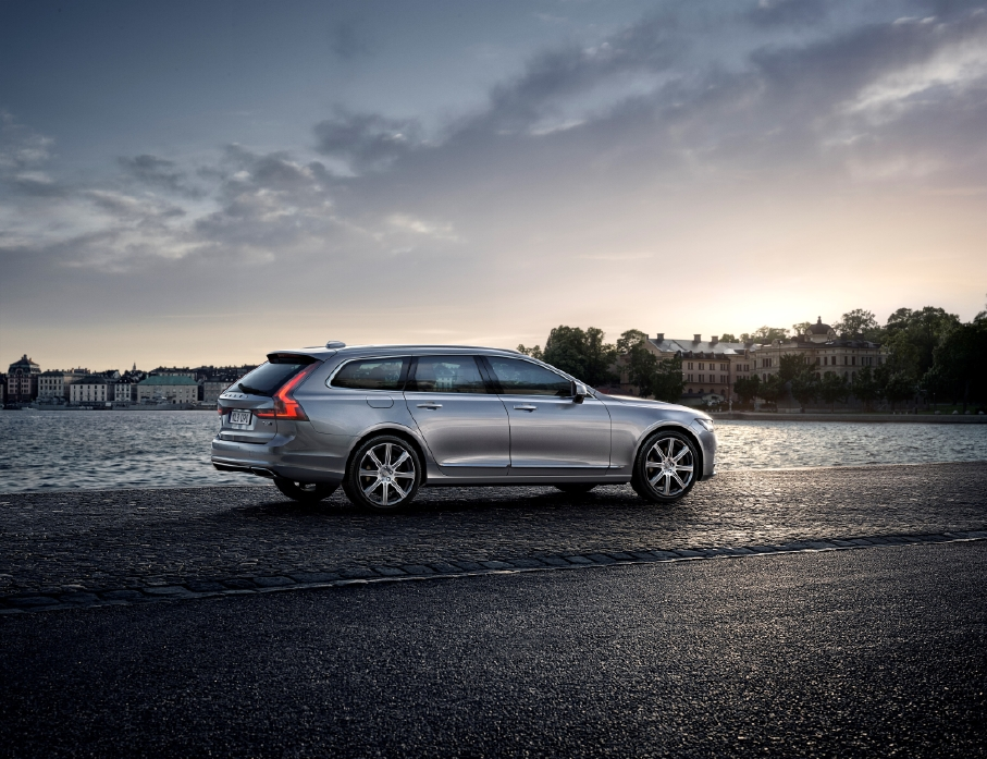 Volvo V90 : Le break premium - Photo n°9