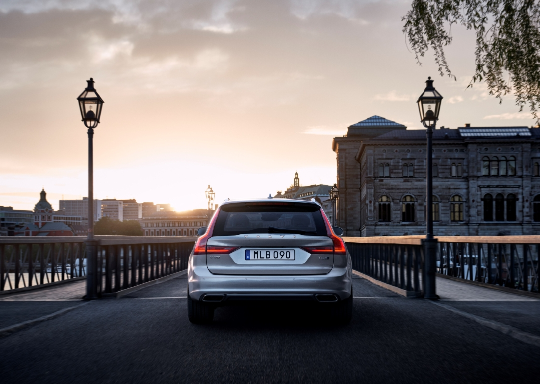 Volvo V90 : Le break premium - Photo n°10