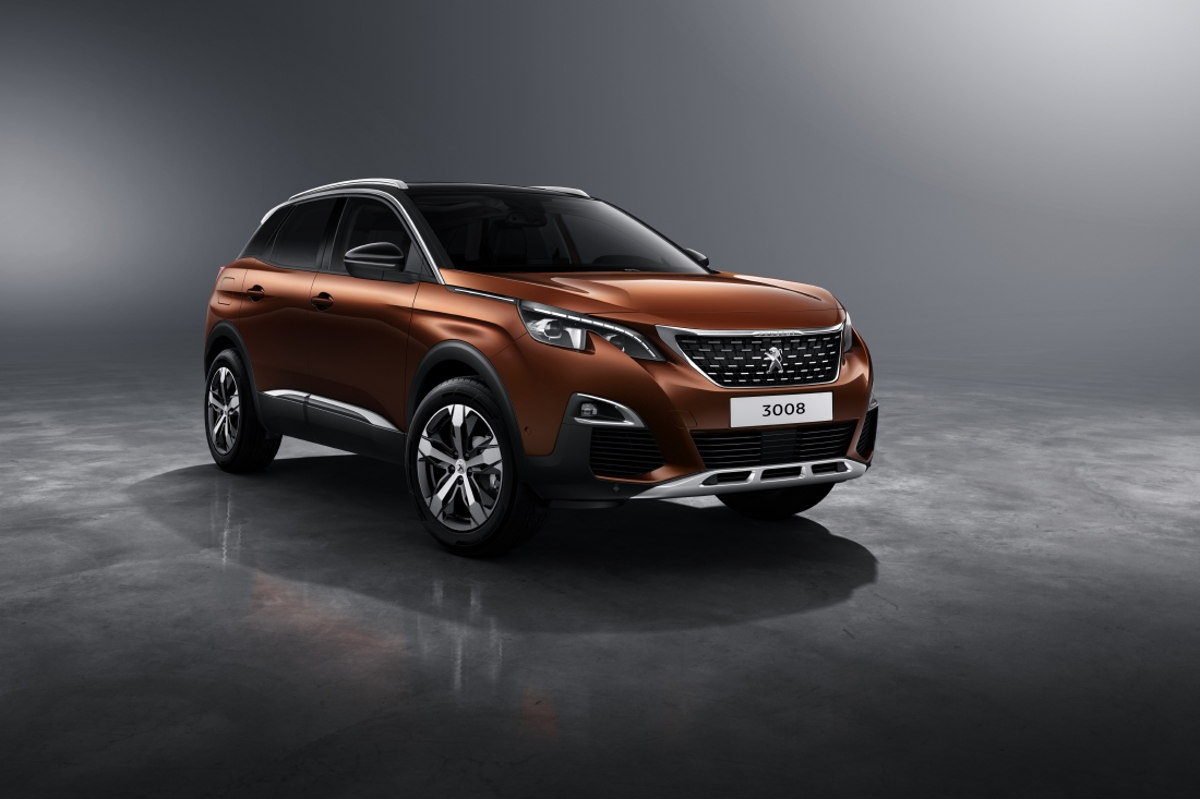 Viril, le nouveau Peugeot 3008 !  - Photo n°1