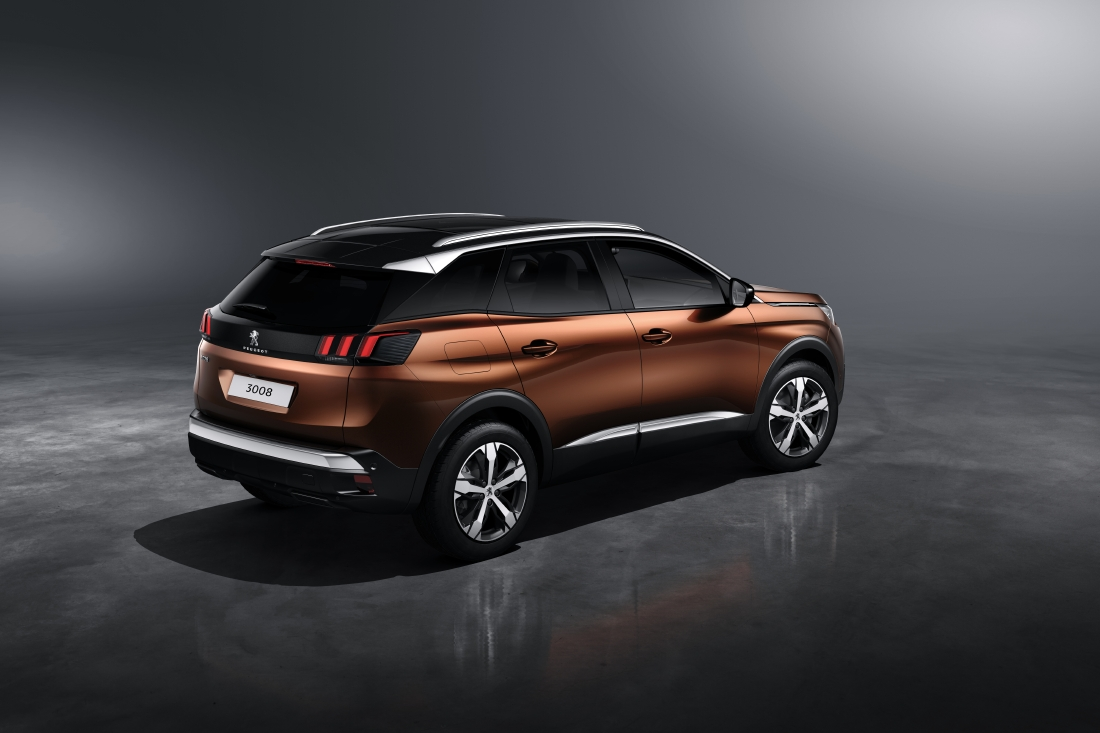 Viril, le nouveau Peugeot 3008 !  - Photo n°2