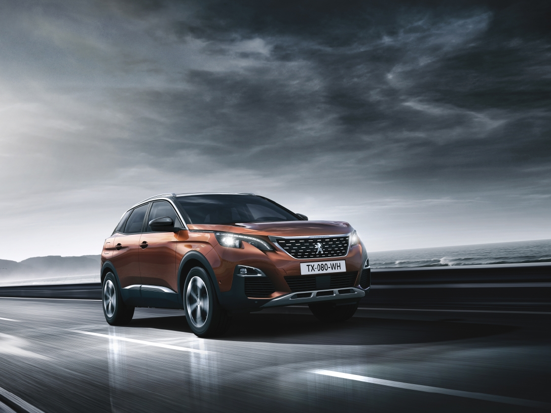 Viril, le nouveau Peugeot 3008 !  - Photo n°4
