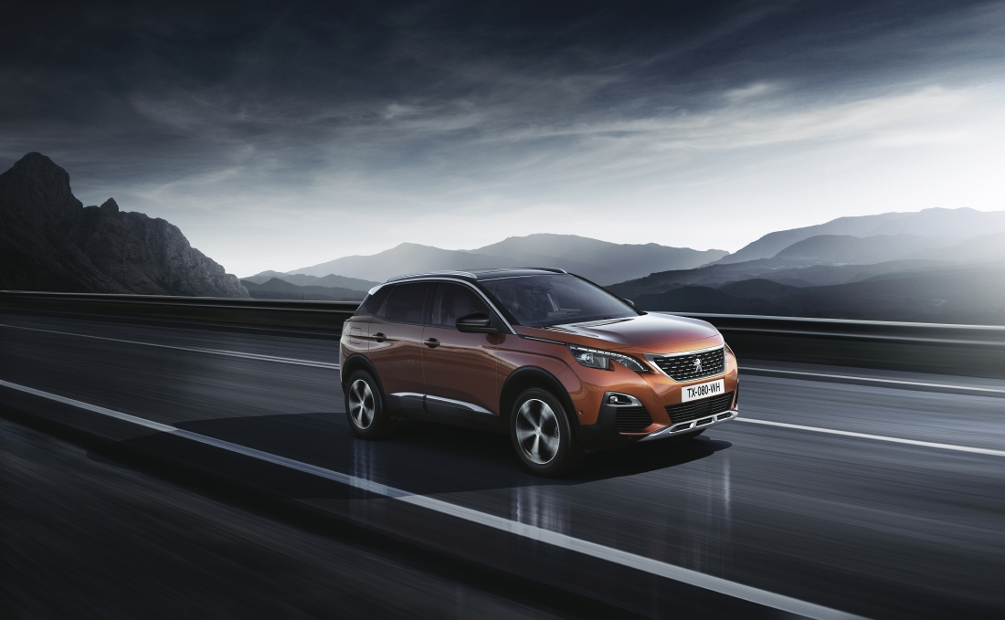 Viril, le nouveau Peugeot 3008 !  - Photo n°5