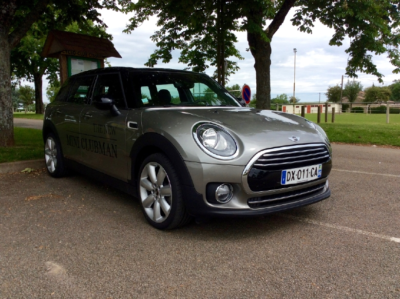 Essai Clubman, le break MINI - Photo n°1