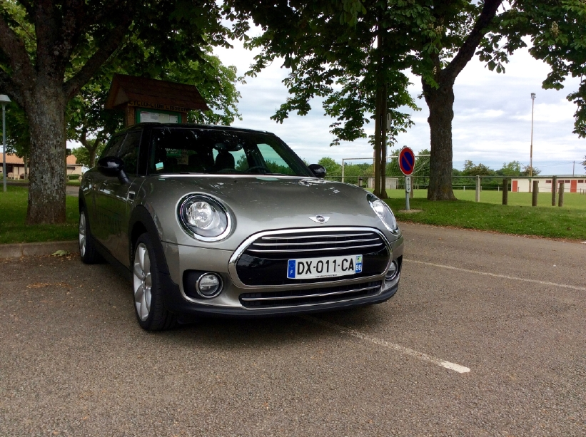 Essai Clubman, le break MINI - Photo n°2