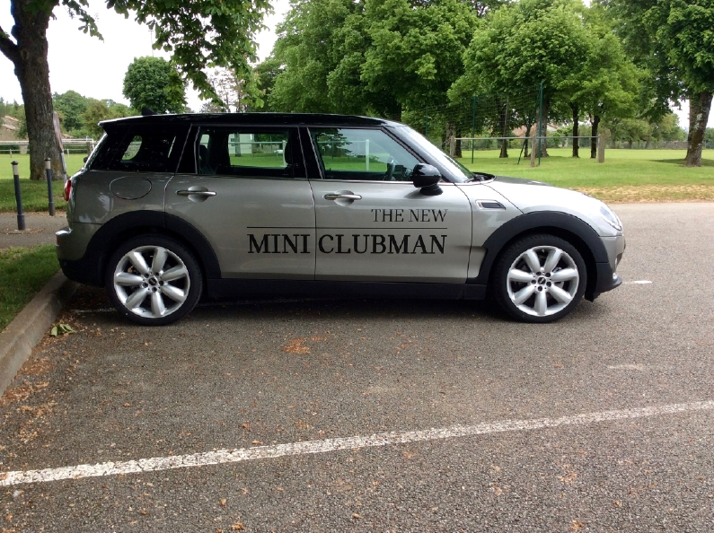 Essai Clubman, le break MINI - Photo n°3