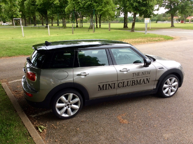 Essai Clubman, le break MINI - Photo n°4
