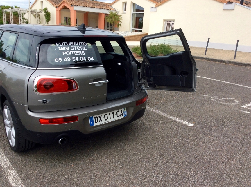 Essai Clubman, le break MINI - Photo n°8