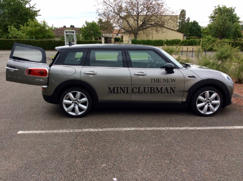 Essai Clubman, le break MINI - Photo n°9