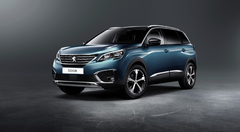 Le nouveau Peugeot 5008 s'assume en SUV 7 places ! - Photo n°1