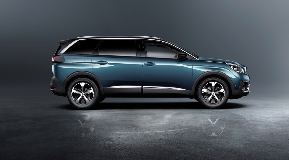Le nouveau Peugeot 5008 s'assume en SUV 7 places ! - Photo n°2