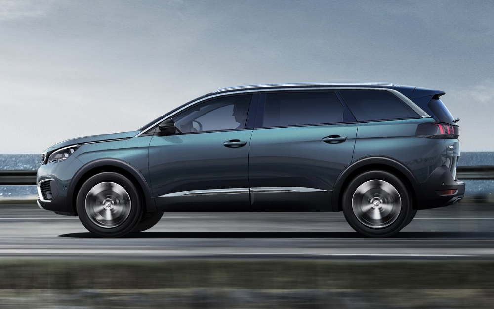 Le nouveau Peugeot 5008 s'assume en SUV 7 places ! - Photo n°11