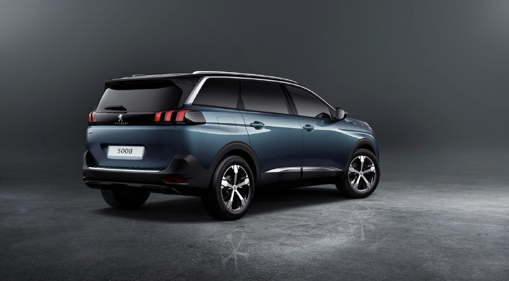 Le nouveau Peugeot 5008 s'assume en SUV 7 places ! - Photo n°3