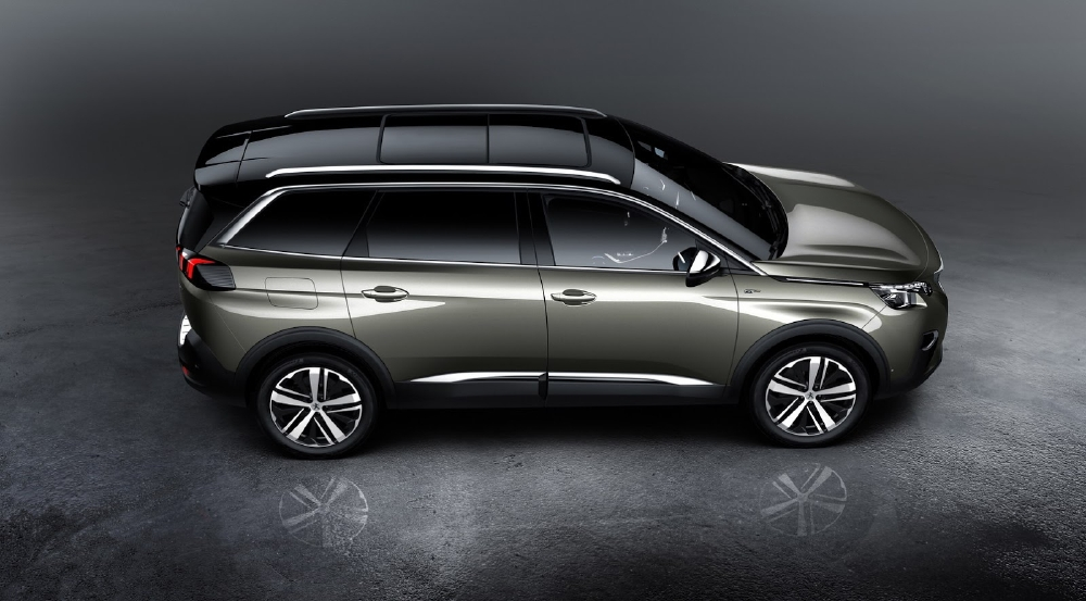 Le nouveau Peugeot 5008 s'assume en SUV 7 places ! - Photo n°4