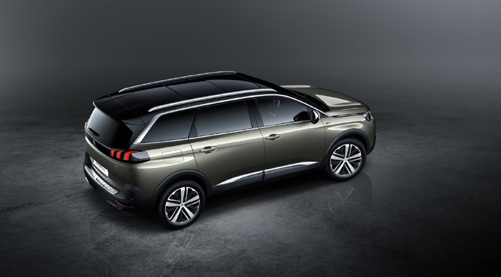Le nouveau Peugeot 5008 s'assume en SUV 7 places ! - Photo n°5
