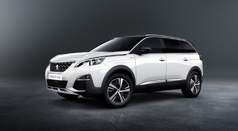 Le nouveau Peugeot 5008 s'assume en SUV 7 places ! - Photo n°6