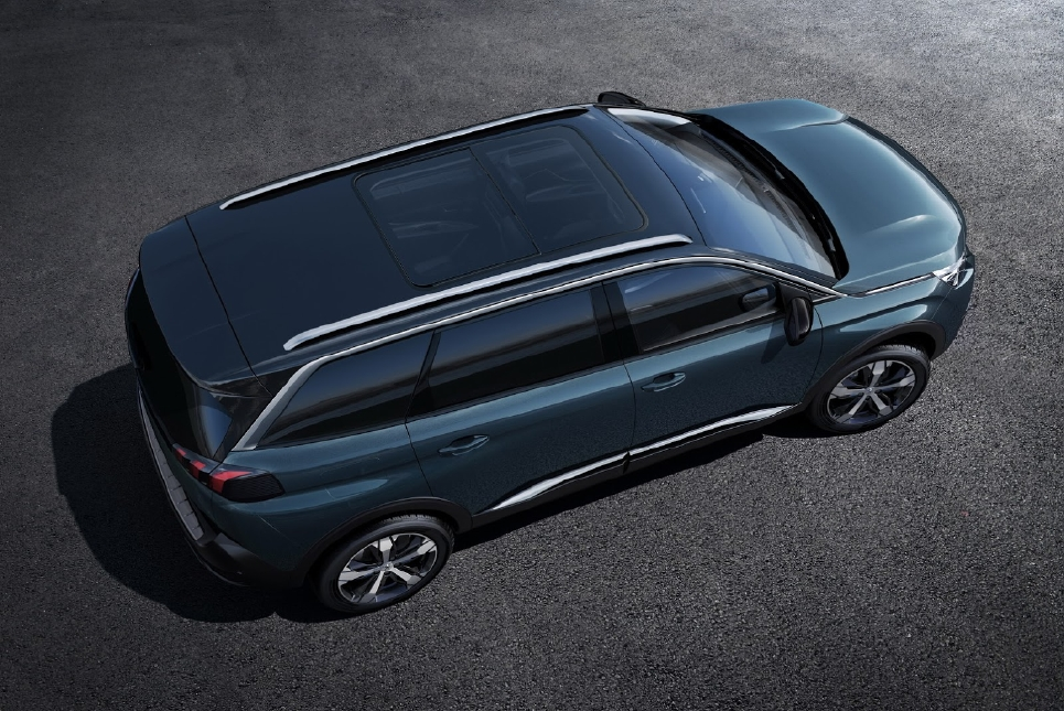 Le nouveau Peugeot 5008 s'assume en SUV 7 places ! - Photo n°8