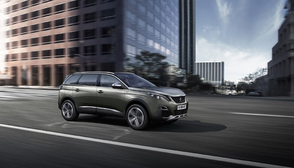 Le nouveau Peugeot 5008 s'assume en SUV 7 places ! - Photo n°9