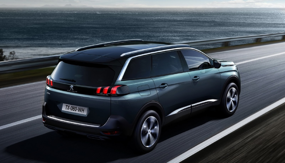 Le nouveau Peugeot 5008 s'assume en SUV 7 places ! - Photo n°10