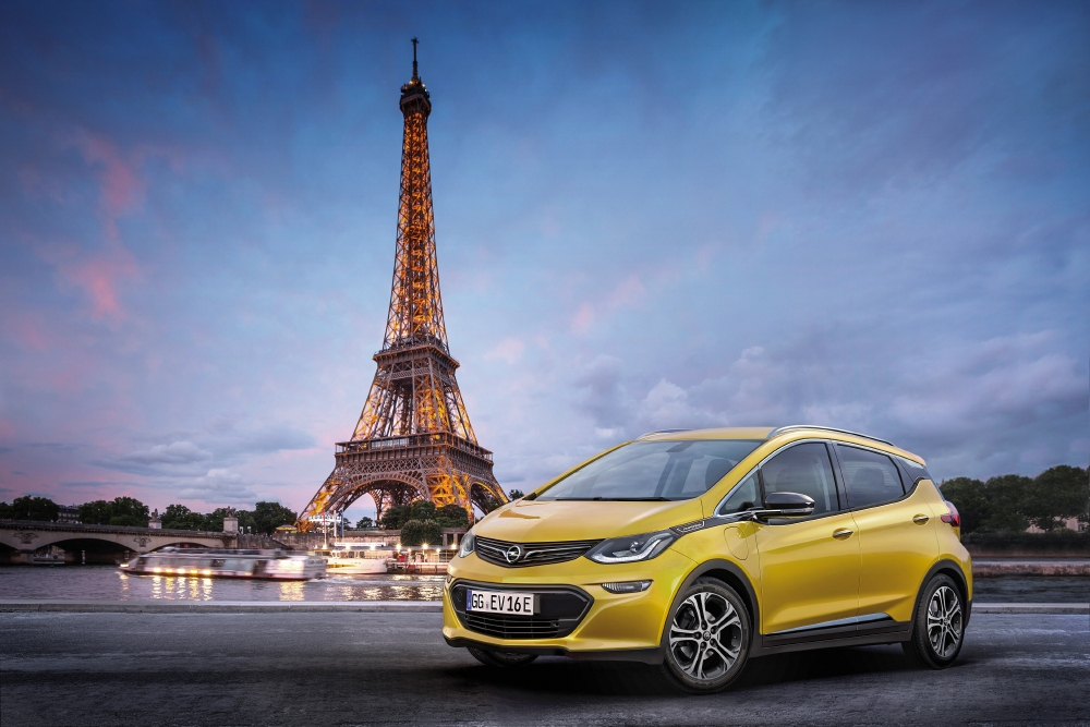 Opel débarque à Paris ! - Photo n°1