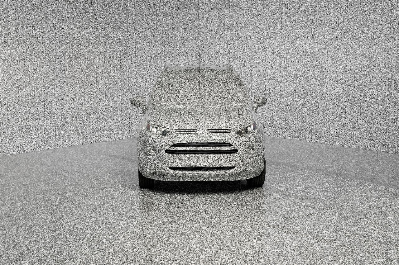 Ford joue la carte de l'illusion d'optique - Photo n°5