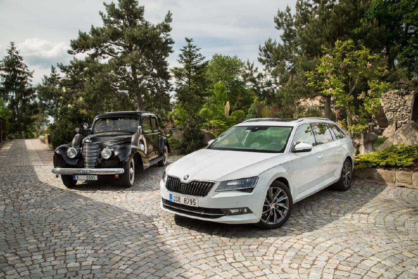 Skoda Superb, 15 ans de succès - Photo n°3