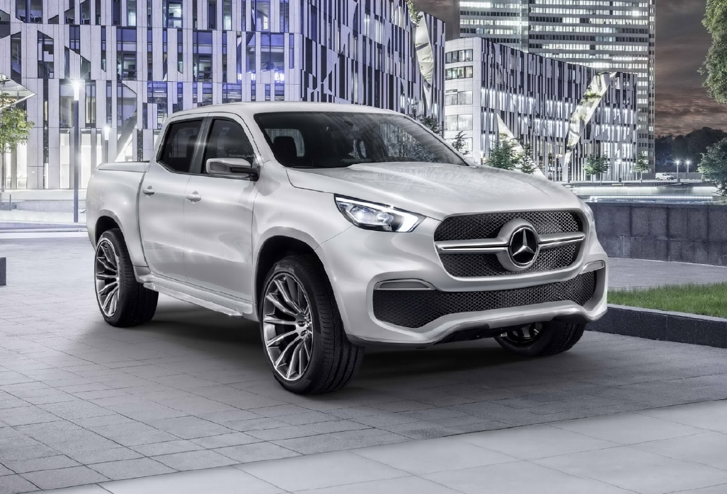 Mercedes X-Class, 2 pick-up en 1 ! - Photo n°3
