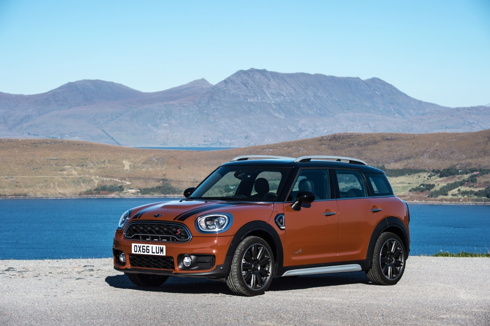 Le nouveau Countryman prend du muscle ! - Photo n°5