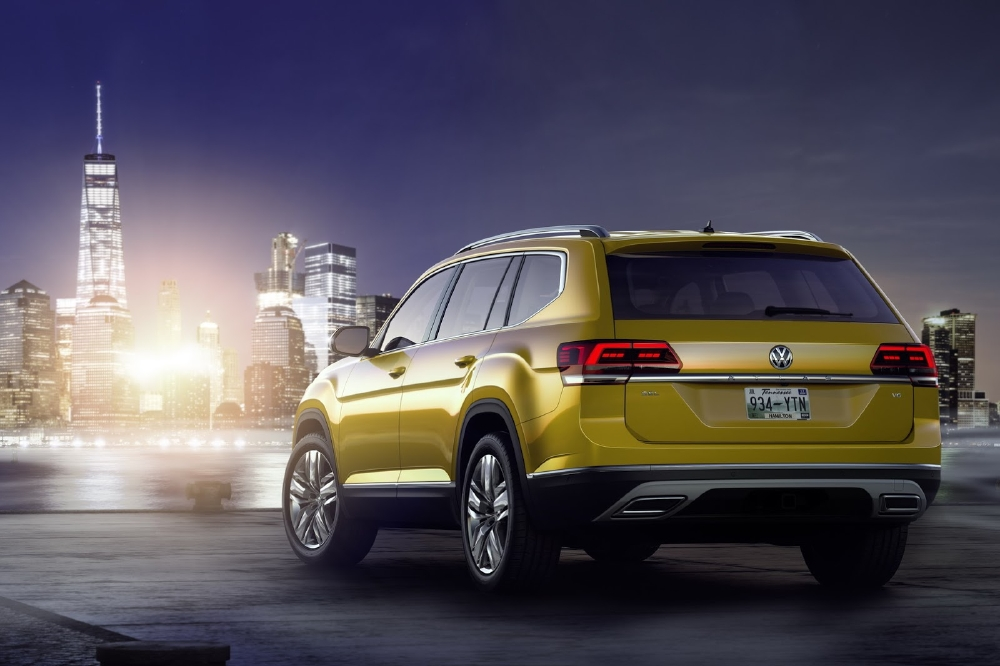 Le grand retour de Volkswagen USA avec l'Atlas - Photo n°3