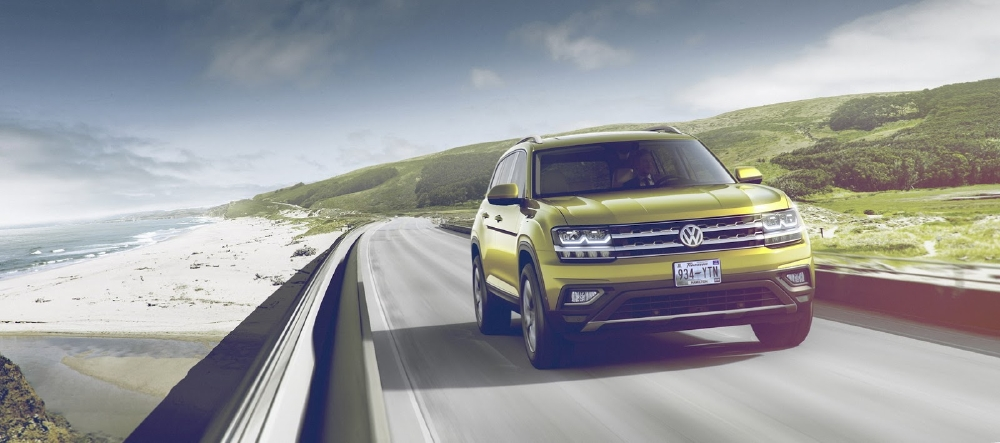 Le grand retour de Volkswagen USA avec l'Atlas - Photo n°4