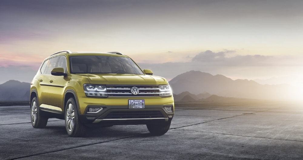 Le grand retour de Volkswagen USA avec l'Atlas - Photo n°5