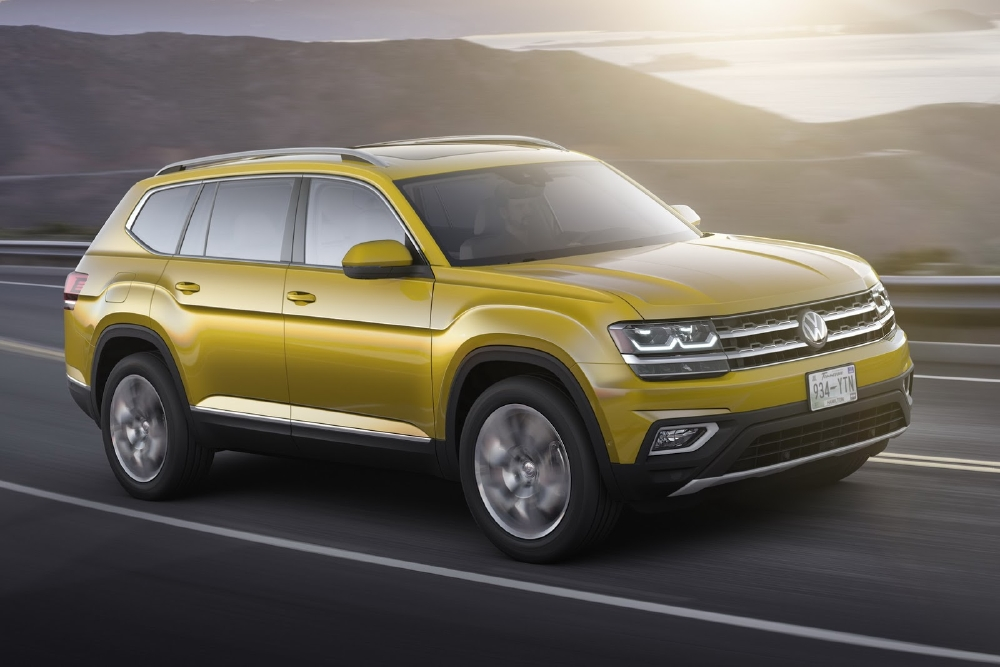 Le grand retour de Volkswagen USA avec l'Atlas - Photo n°9