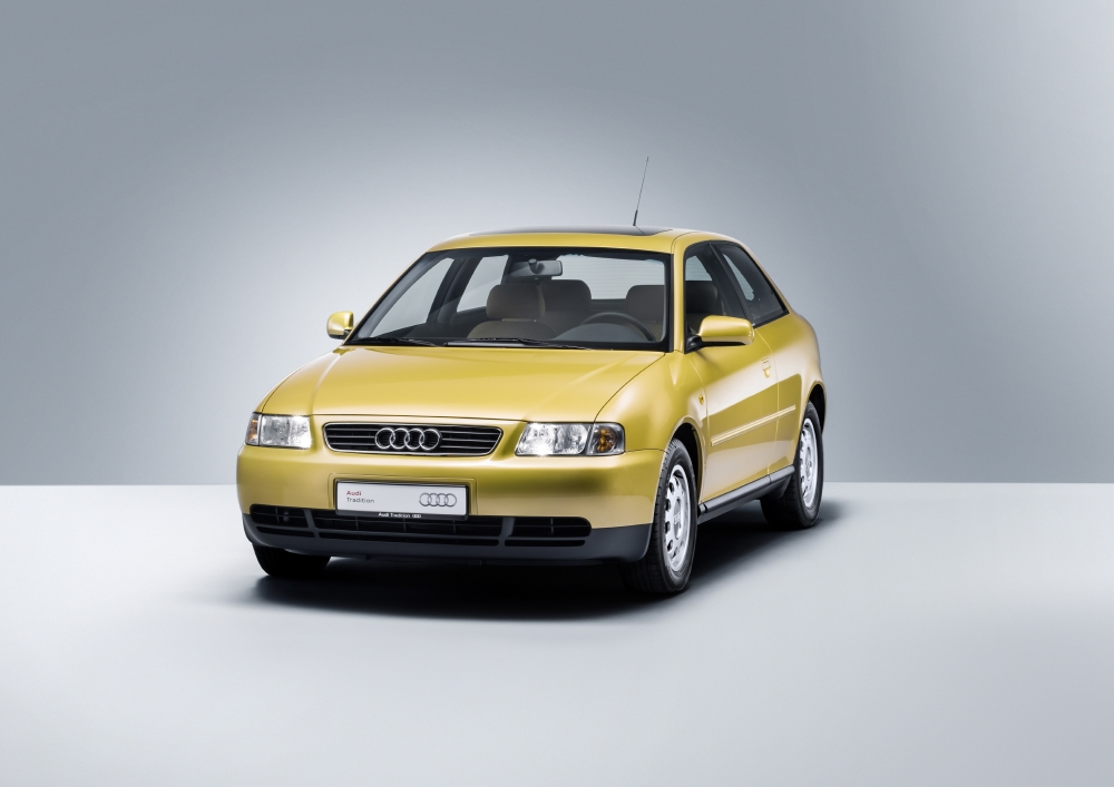 Success story : Audi A3 - Photo n°1