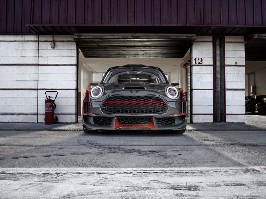 MINI JCW GP Concept : Effet wow ! - Photo n°3