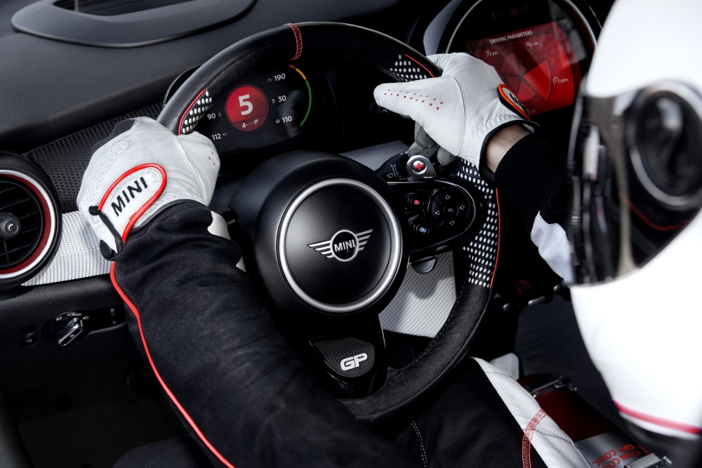MINI JCW GP Concept : Effet wow ! - Photo n°8