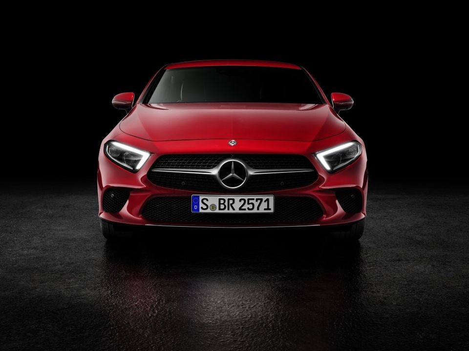 Voici la nouvelle Mercedes CLS - Photo n°3