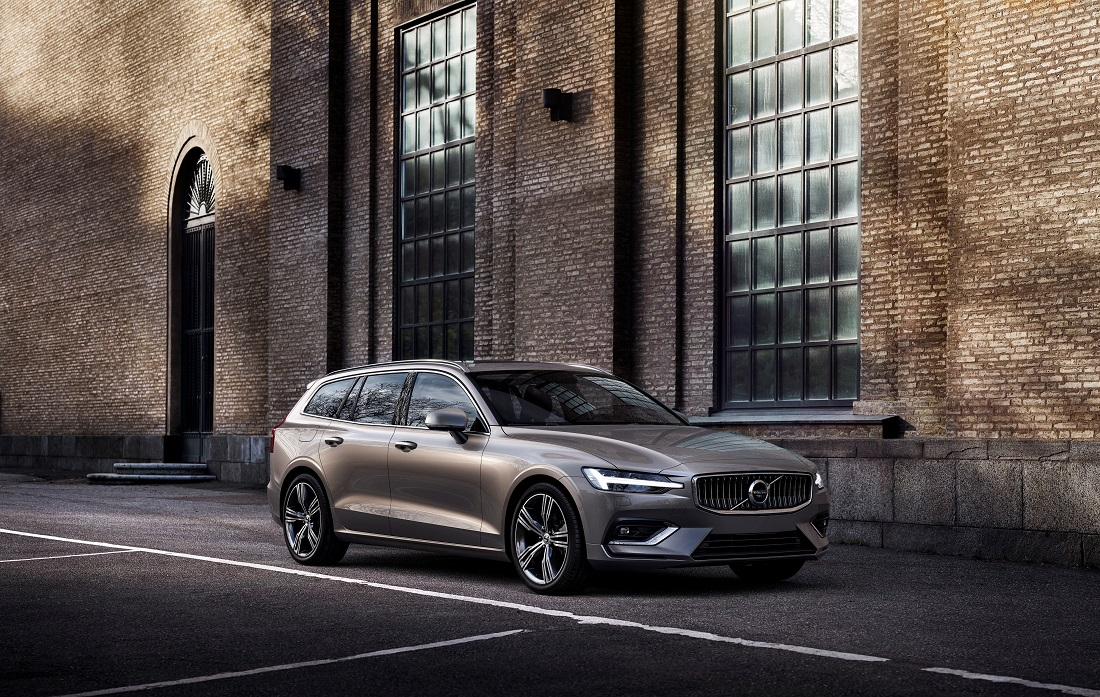 Nouveau Volvo V60, le break n'abdique pas ! - Photo n°4