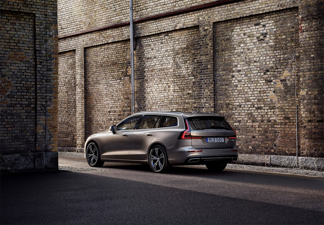 Nouveau Volvo V60, le break n'abdique pas ! - Photo n°5