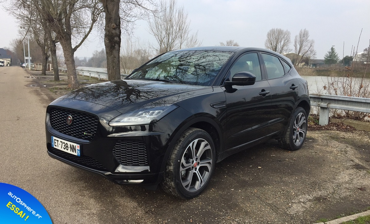 Essai Jaguar E-Pace : Succès garanti ? - Photo n°1