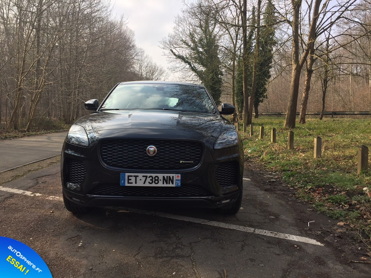 Essai Jaguar E-Pace : Succès garanti ? - Photo n°2