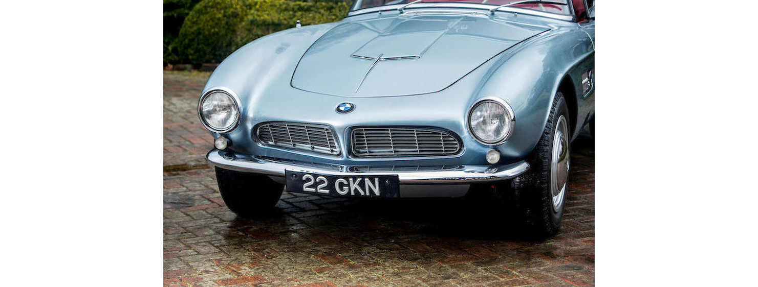 Aux enchères : La BMW 507 de John Surtees - Photo n°5