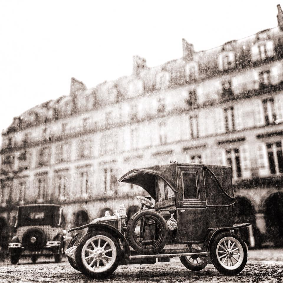 Les jolies voitures de Frenchcarstoys. - Photo n°3
