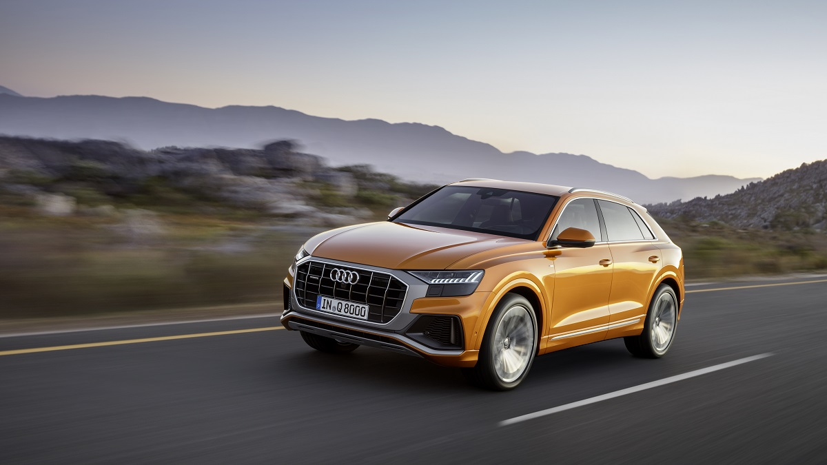 5 choses à savoir à propos de l'Audi Q8 - Photo n°1