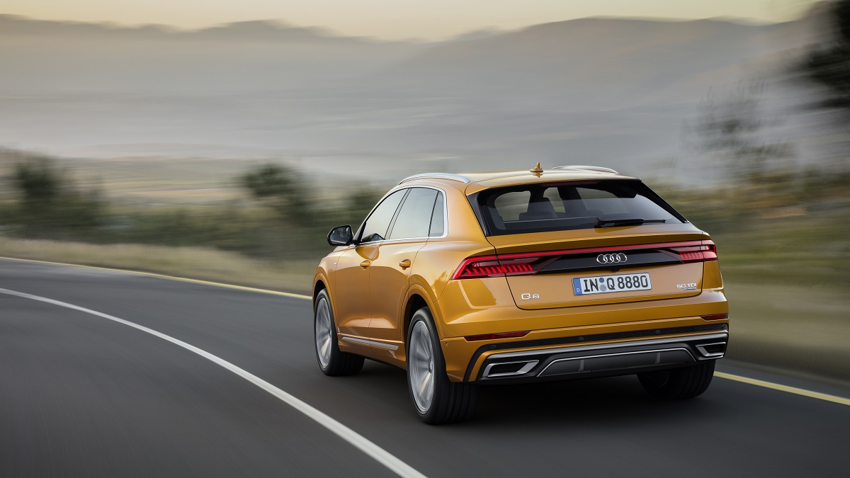 5 choses à savoir à propos de l'Audi Q8 - Photo n°2