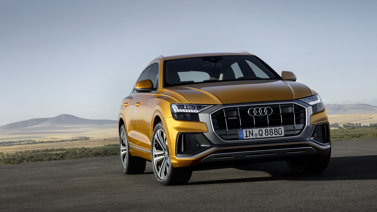5 choses à savoir à propos de l'Audi Q8 - Photo n°3