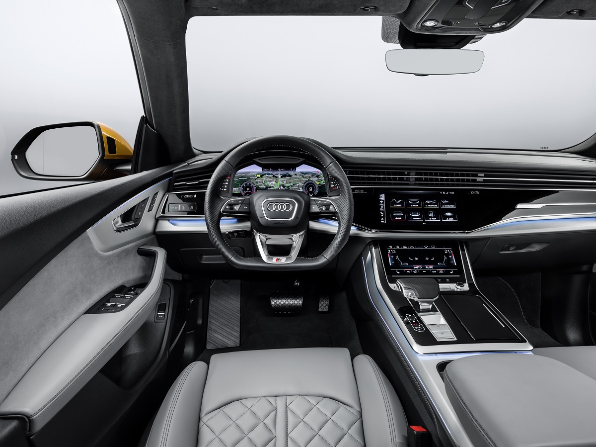 5 choses à savoir à propos de l'Audi Q8 - Photo n°5