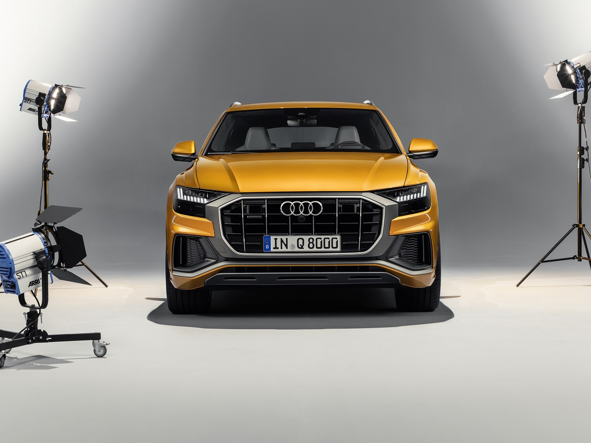 5 choses à savoir à propos de l'Audi Q8 - Photo n°6