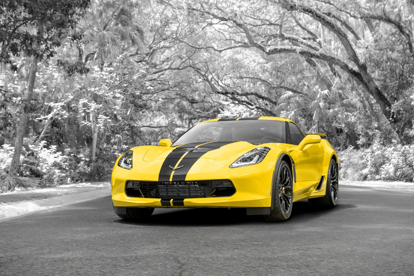 Envie de louer une Corvette Z06 Hertz ? - Photo n°1