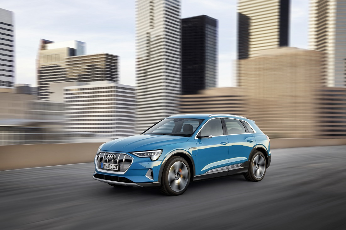 Audi e-tron : Comment ça marche ? - Photo n°1