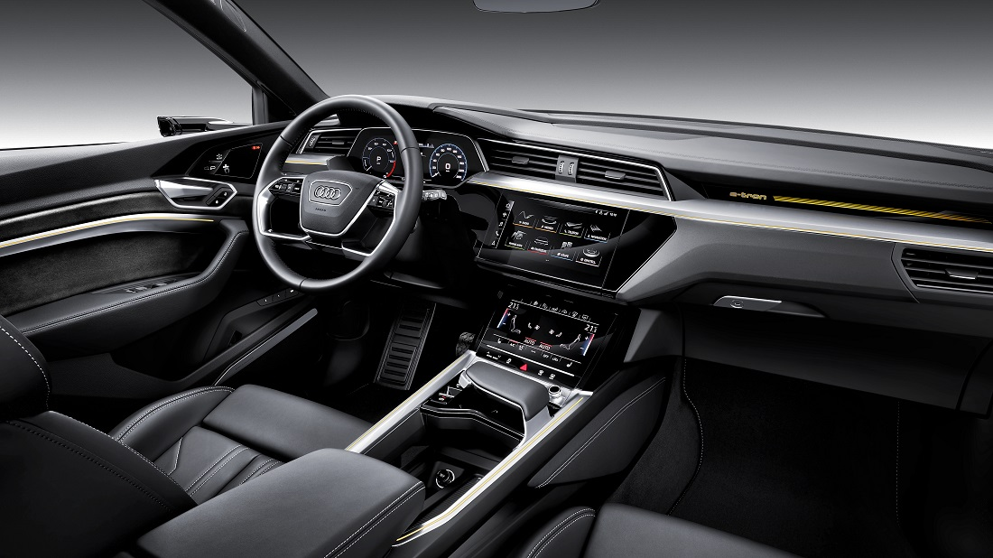 Audi e-tron : Comment ça marche ? - Photo n°6