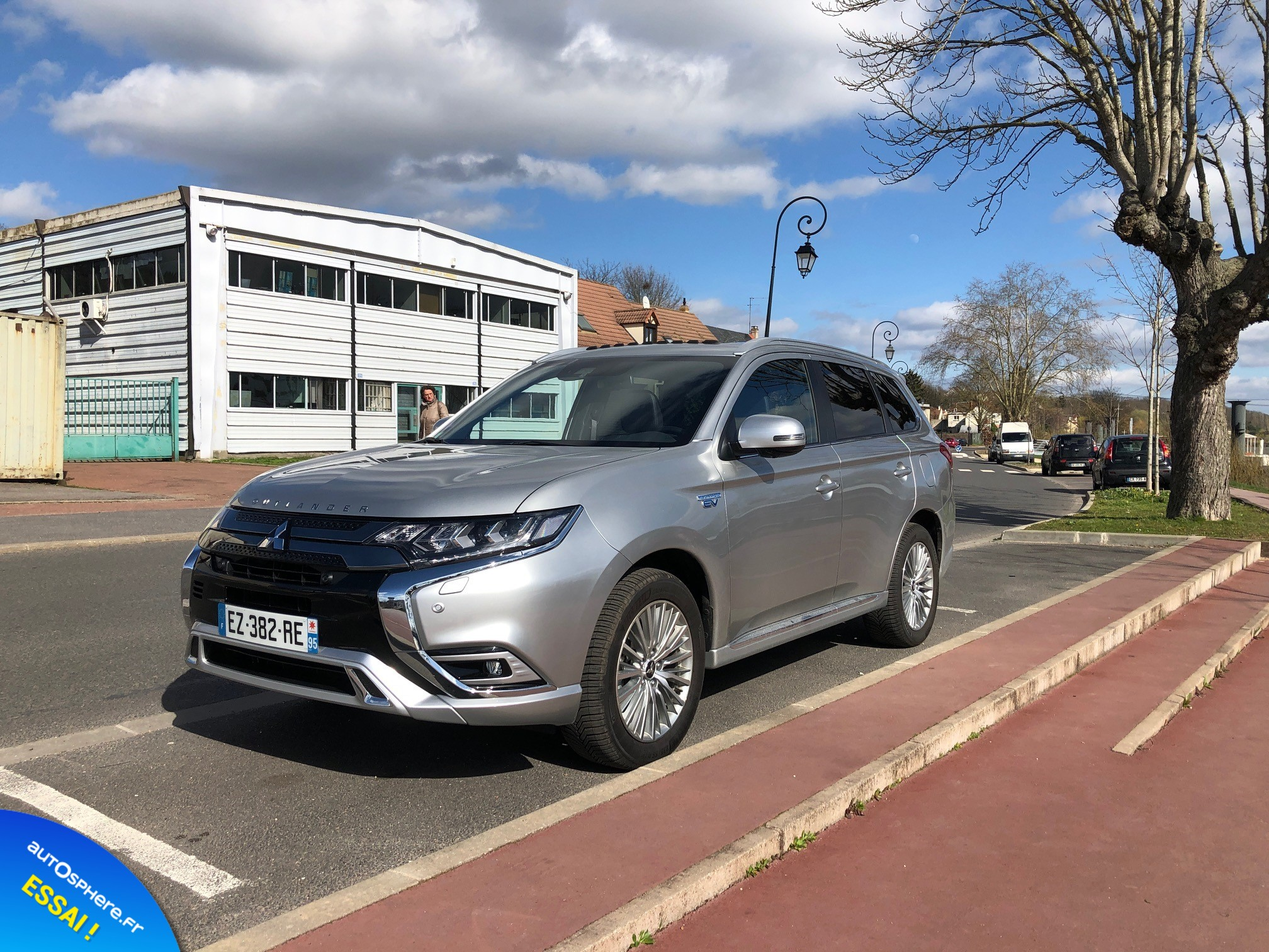 Essai Mitsubishi Outlander PHEV : Usage quotidien - Photo n°1
